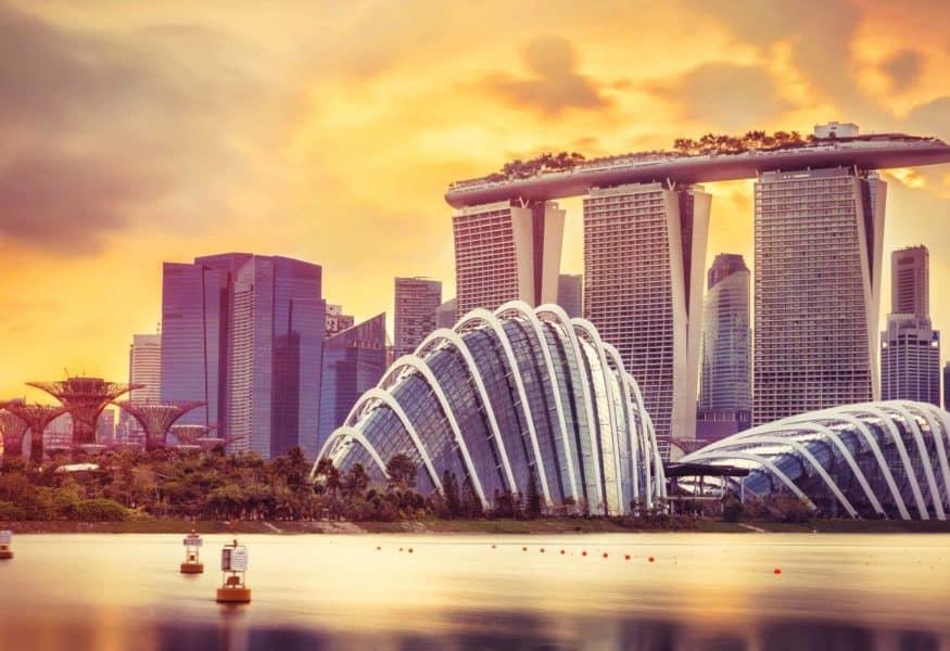 Luxusreisen Singapur