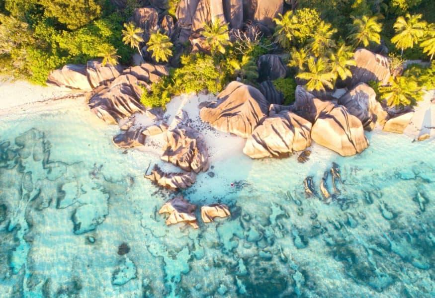 Luxusreisen Seychellen